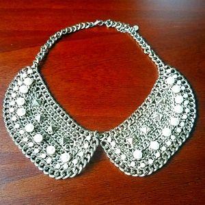 Zara collar necklace